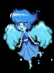 Lapis Lazuli Chibi!