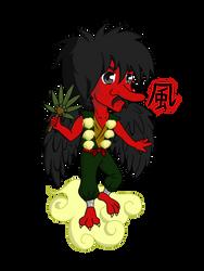 Tengu, Legendary Japanese Creature, Chibi!