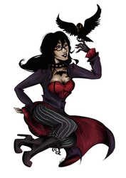 Madame Macabre by Highwind-Valor