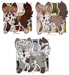 dog adopts auction (CLOSED)