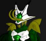 my dragon ball OC Loki (Friezas son)