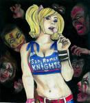 Lollipop Chainsaw - Jessica Nigri