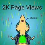 2K Page Views