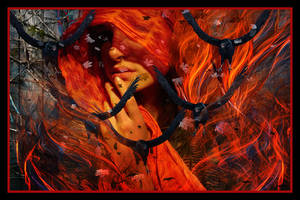 Fire-Bird by Rickbw1