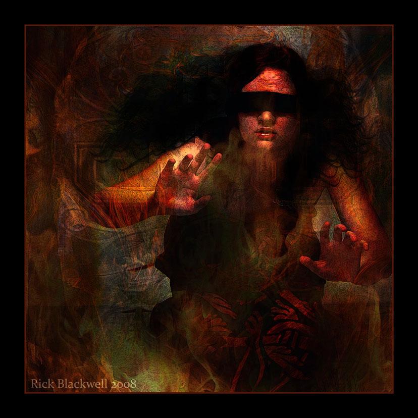 Blind but I see - Rickbw1, DeviantArt