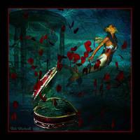 Mermaid of Hearts by Rickbw1