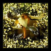 LITTLE ANGEL by Rickbw1
