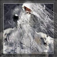 Ice Witch by Rickbw1