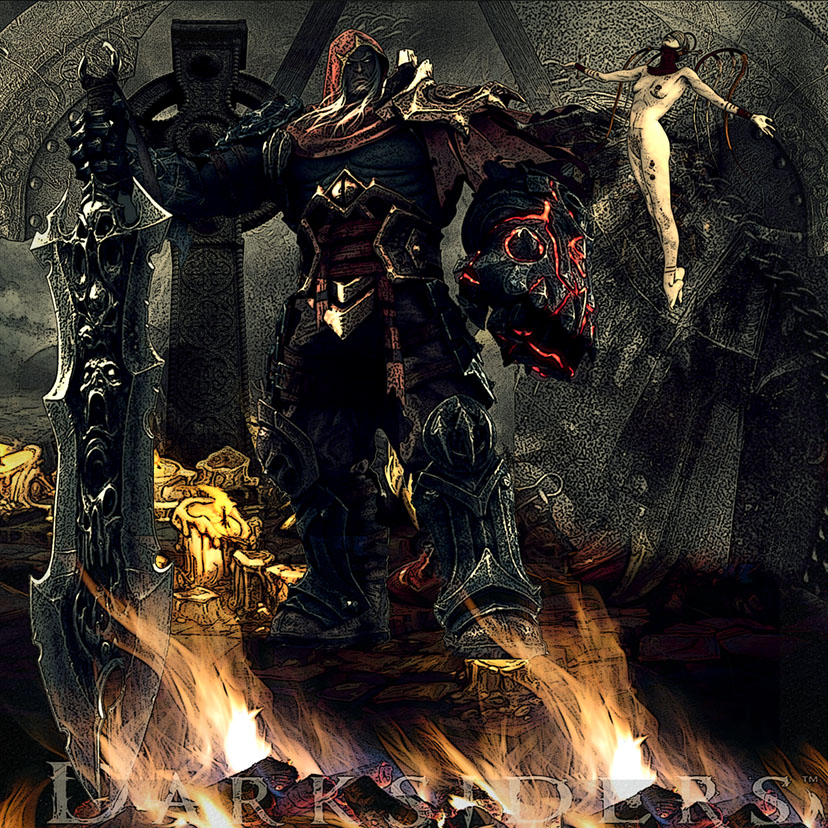 Darksiders Your last Days 1 by Rickbw1