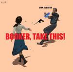 BOOKER, TAKE THIS!