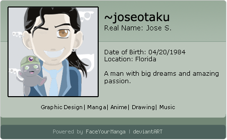 My ID by joseotaku