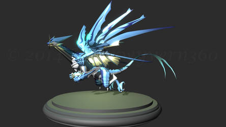 Raikoo-Glow-Test by SilverWyvern360