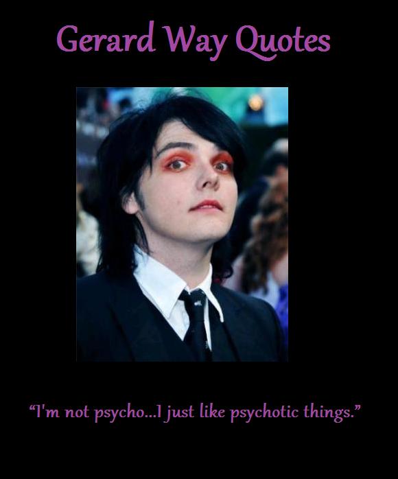 Gerard Way And Family