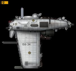 Wieteska HHSB-2 Voidfortress by CountGooseman