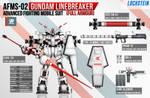 AFMS-02 Gundam Linebreaker