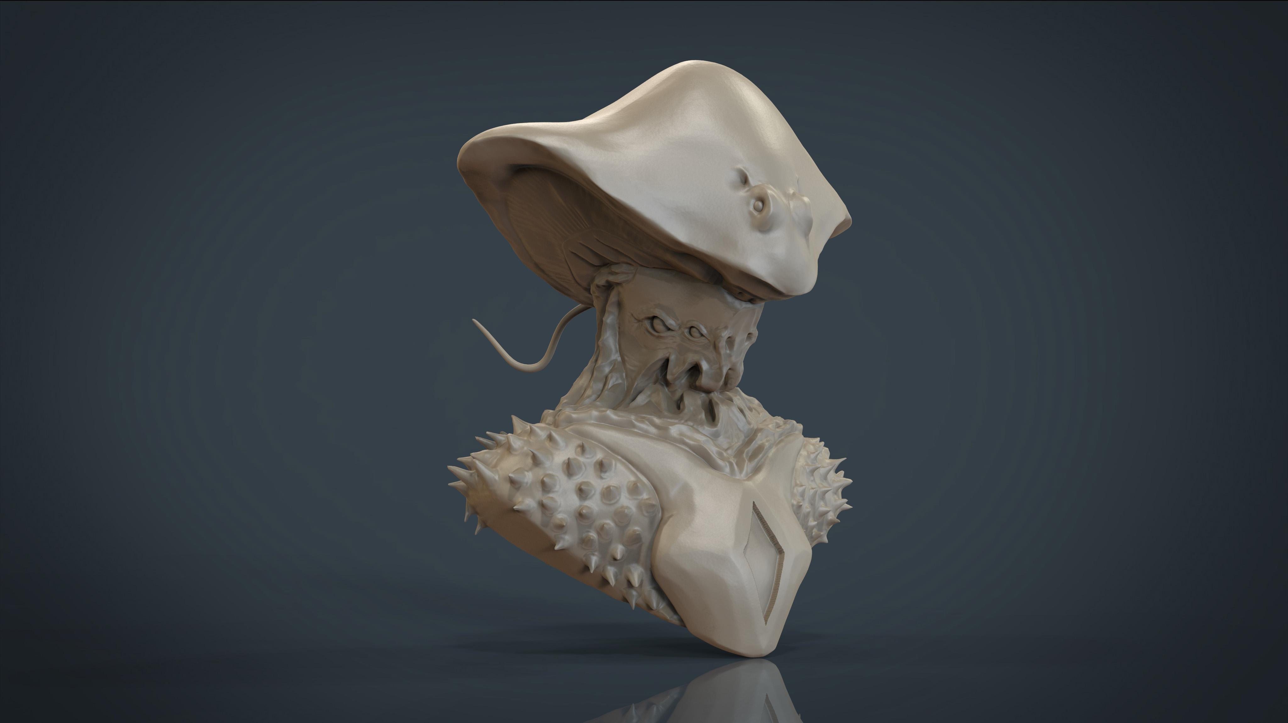 Pirate Captain Concept by T-Magnus