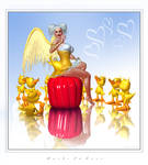 Ducks In Love by KYRA2410