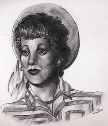 Lucille Ball -I love Lucy