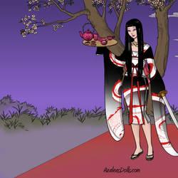 Geisha-Azaleas-Dolls by ZaneSakamaki