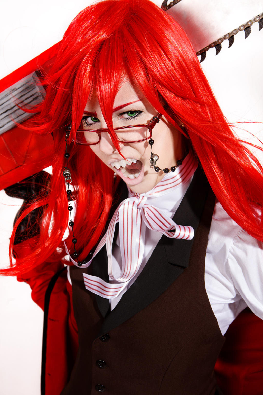 Grell Contacts Help Cosplay Com