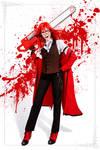 Grell Sutcliff cosplay 6