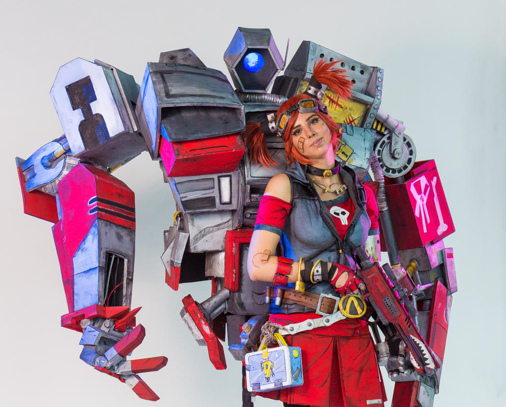 Borderlands 2 Gaige cosplay 2 by lolitaprincess13
