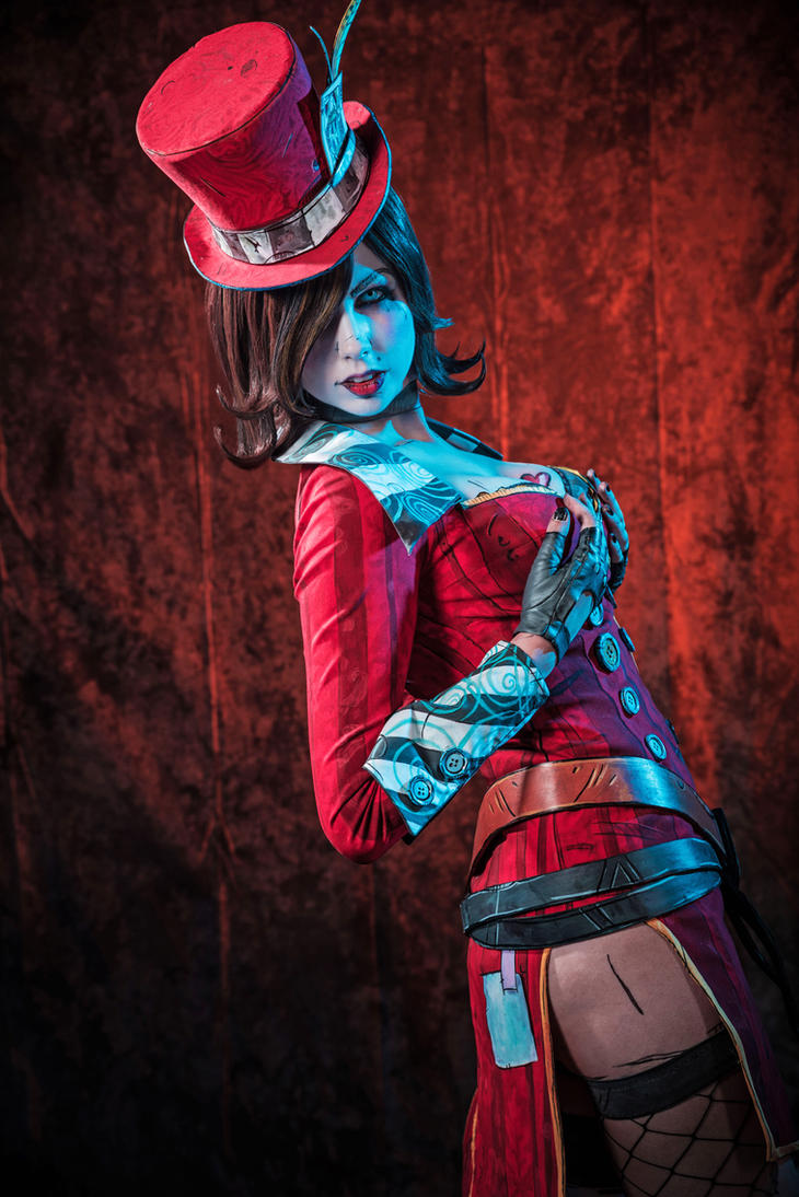 Mad Moxxi by The-Irstress