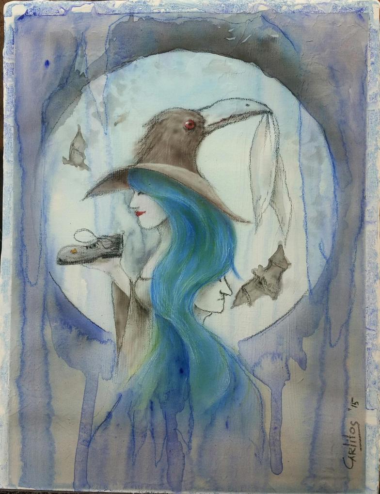 The Mariatrost Witch's Ride by zotilraxx