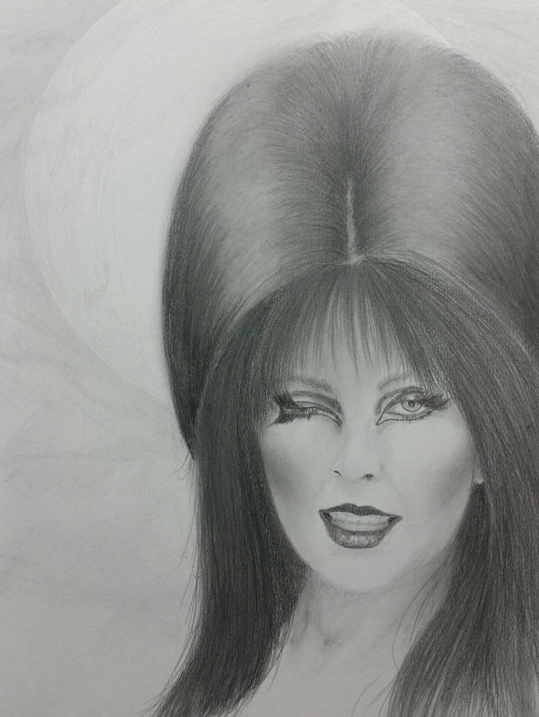 Elvira, Mistress of Darkness by zotilraxx