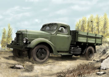 Ca10 truck