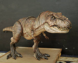 rexy~~ by hannay1982