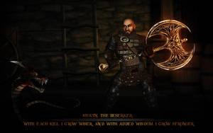 The Berserker by Sabreyn