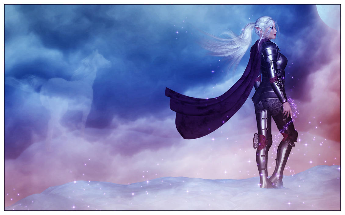 Simply Ethereal II by Sabreyn