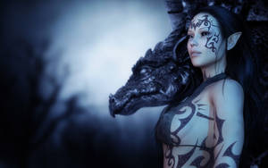 Lyndi, The Dragon Lady III