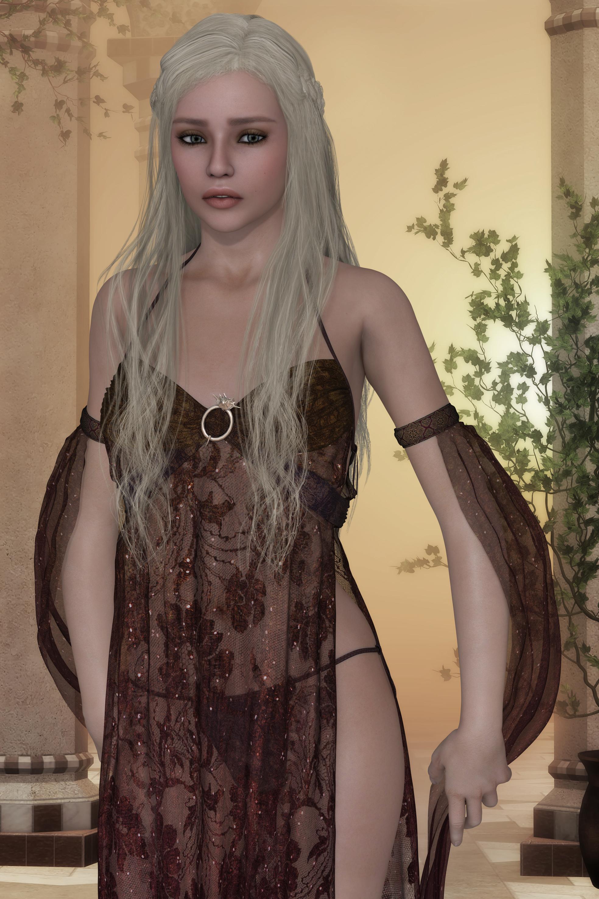 Kaida, Lady of Dragons by Sabreyn