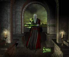 Scorn by Sabreyn