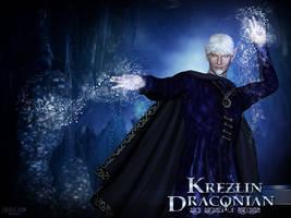 Krezlin - Wizard by Sabreyn