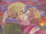 Umbridge/Rita Kiss by Sternritter-Rex