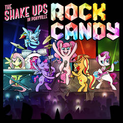 OCs (The Shake Ups In Ponyville)