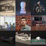 #artvsartist 3D Renders by JoeyBlendhead