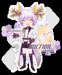 [Adoptable] Dendroskia - single auction (close)