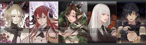 02102019 Portrait Commissions