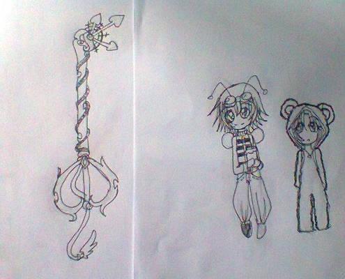 Keyblade+Chibi