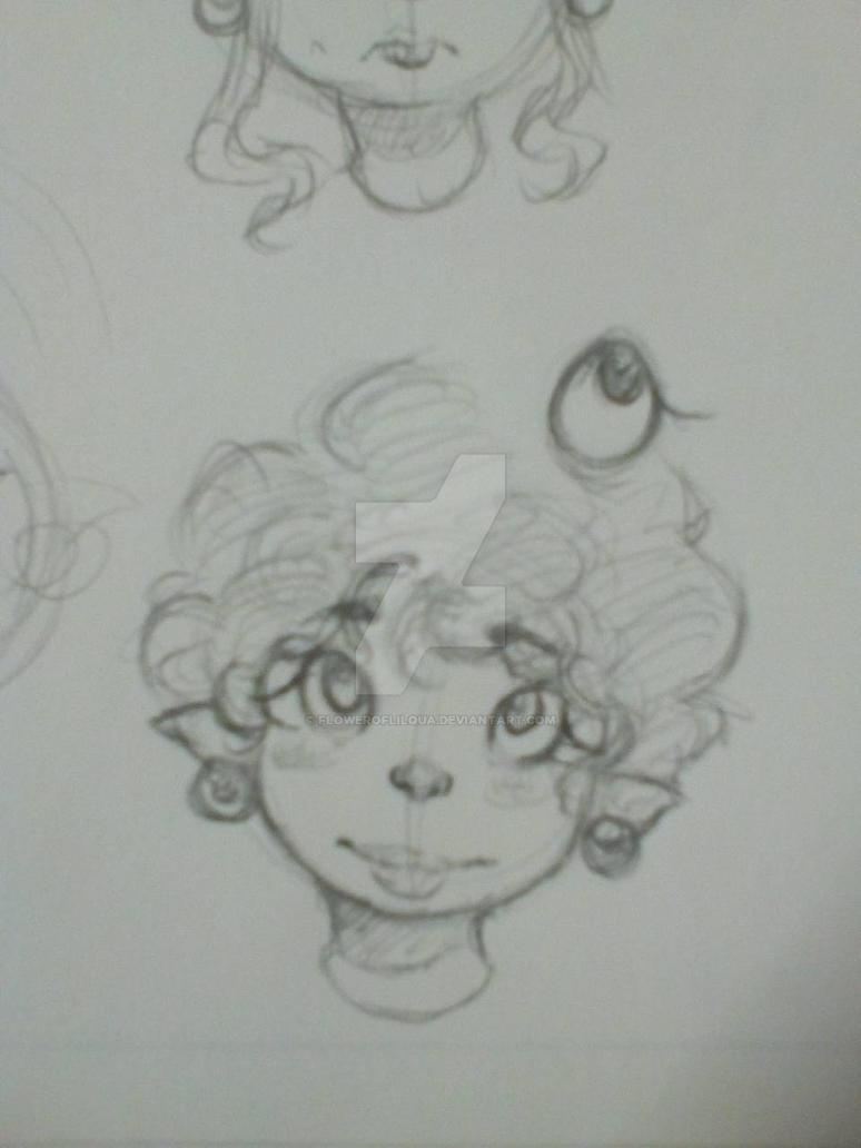 Doodle by FlowerOfLilqua