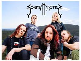 Sonata Arctica VI by Wolverica