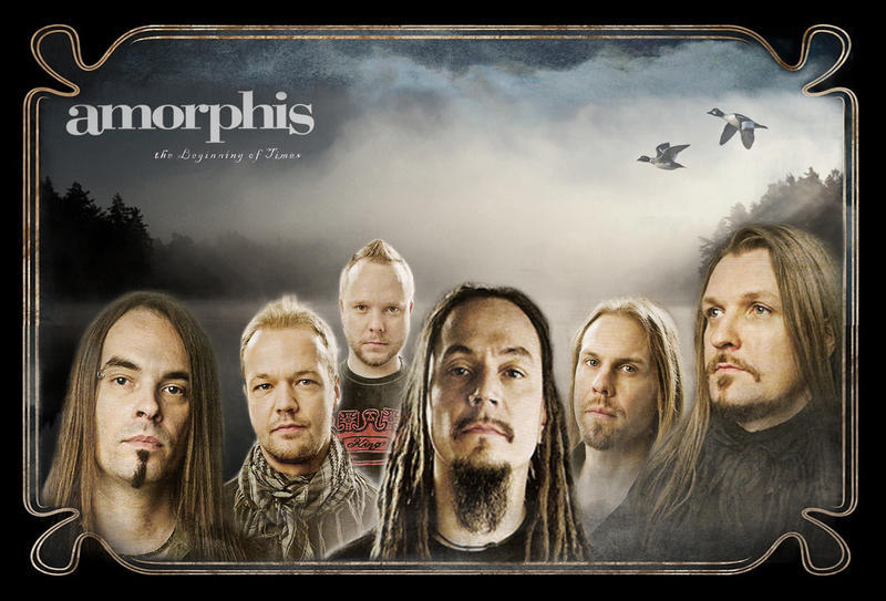 Amorphis - Beginning of Times by Wolverica