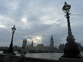 Scenery from London
