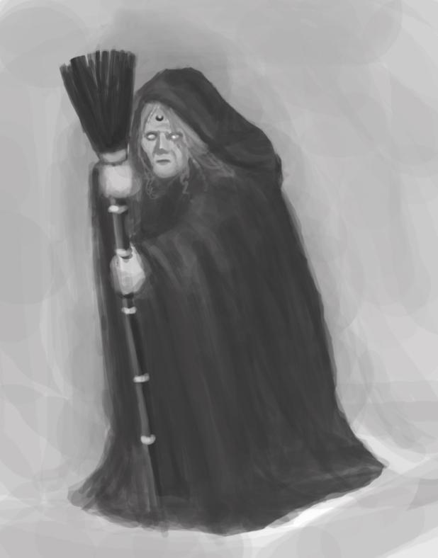 Witch ! by KiihNascimento