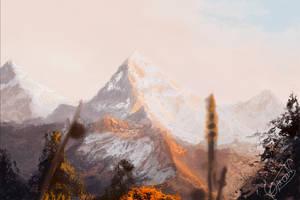 Mountains by KiihNascimento