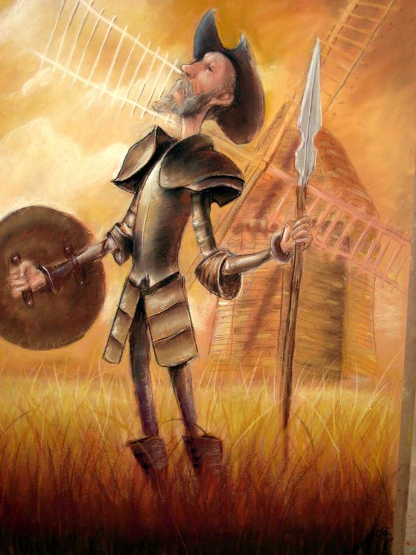 Don Quijote by vivapo on DeviantArt